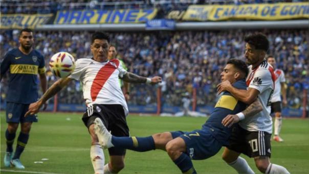 Este 2018 la Copa Libertadores se queda en Argentina, y ambos clubes escribieron en sus redes sociales un mensaje de unión para sus hinchas