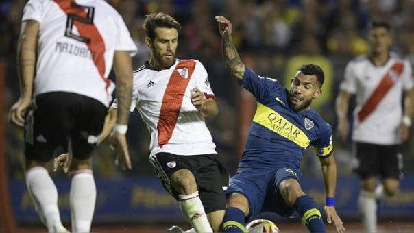 Boca Juniors y River Plate disputarán la última final a doble partido en la Copa Libertadores.