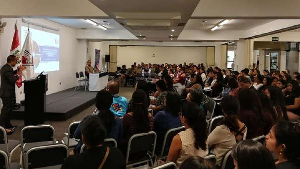 Defensoría del Pueblo organizó evento contra violencia hacia la mujer