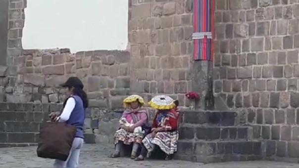 maltrato animal en Cusco