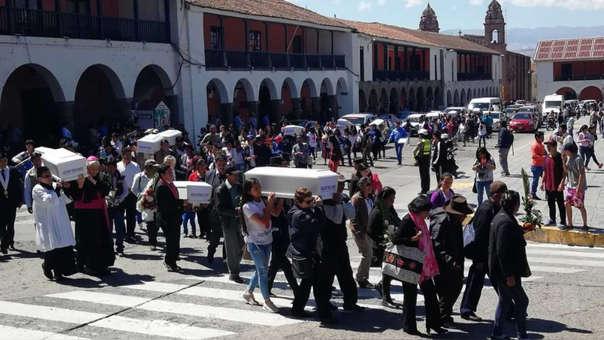 La de Santa Bárbara fue una de las matanzas cometidas durante la época de la lucha contra el terrorismo.