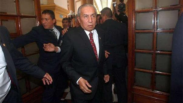 Pedro Chávarry ha sido citado por el fiscal José Domingo Pérez para que declare como testigo en el caso por el presunto caso de lavado de activos que se le imputa a la lideresa de Fuerza Popular.