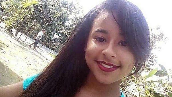 El cuerpo de Emely Peguero, de 16 años, fue hallado el 31 de agosto de 2017 dentro de una maleta.