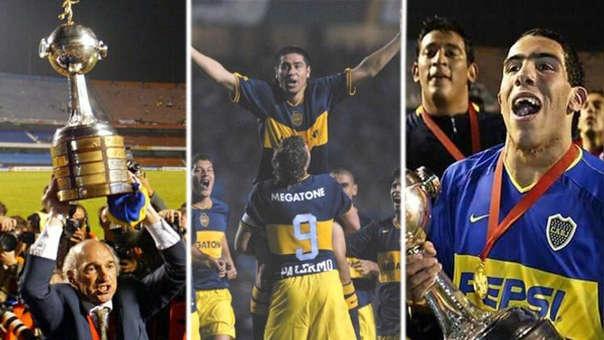 Boca Juniors ha ganado seis Copas Libertadores en su historia.