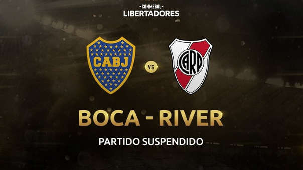 Boca Juniors vs. River Plate.