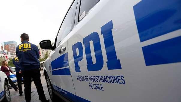 El agente de la PDI de Chile fue respaldado por su ministro del Interior.