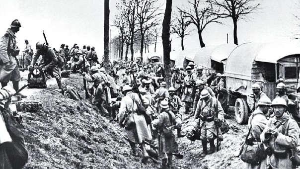 La 'Gran Guerra' marcó el inicio del siglo XX.