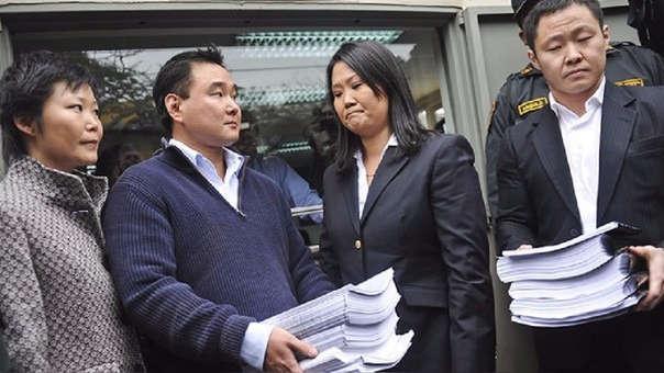 Los hermanos Fujimori son investigados por  el incremento de capital de la empresa Limasa, que administraban.