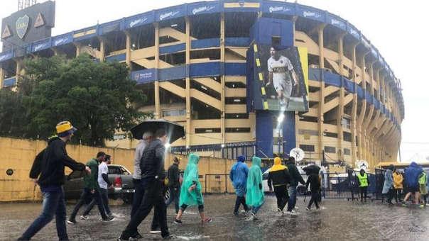 Es la primera vez en la historia que Boca Juniors y River Plate se enfrentarán en la final de la copa Libertadores.