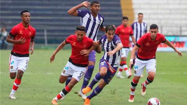 Alianza Lima vs. Melgar