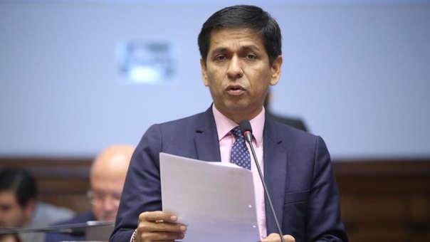 El congresista indicó que Heresi no rindió explicaciones sobre las conversaciones que mantuvo con César Hinostroza.