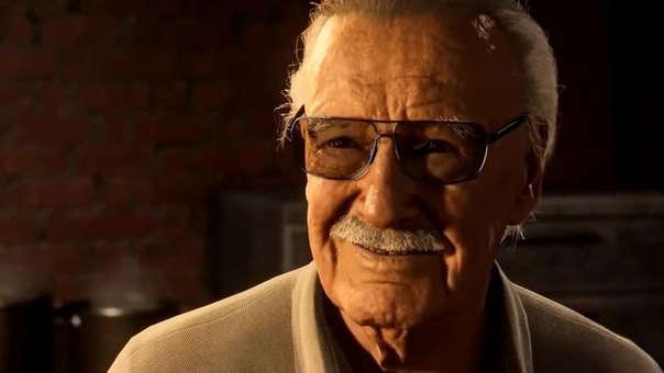 Stan Lee videojuegos