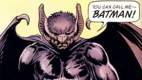 Batman - Just Imagine