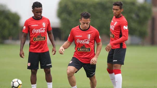 Cristian Benavente nunca vivió en el Perú pero por su madre decidió representar a la Selección Peruana.