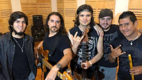 Flor de Loto se encuentra en un gran momento de su trayectoria. En la foto, la banda liderada por Alonso Herrera.