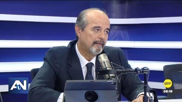 Mauricio Mulder, congresista del APRA.