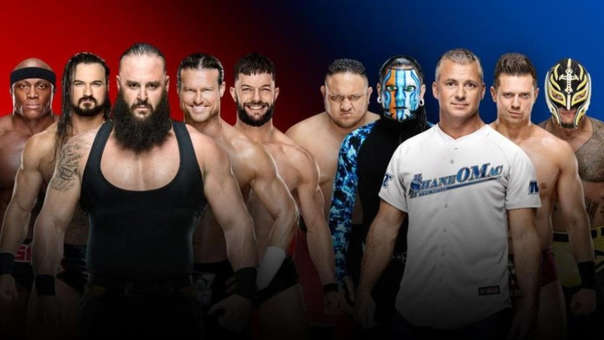 Survivor Series 2018