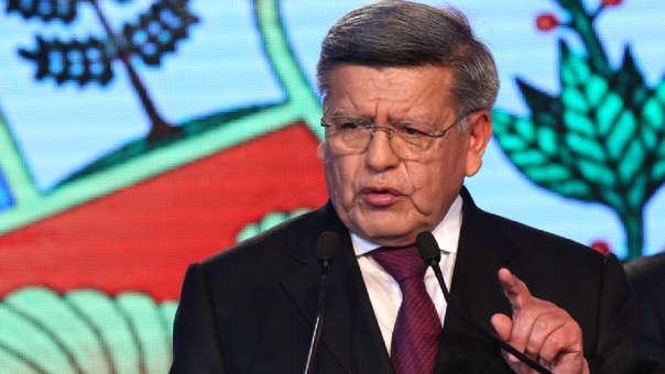 César Acuña Peralta es investigado por presunto lavado a activos.