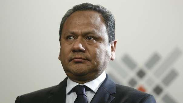 Parlamentario andino es investigado por presunto delito de tráfico de influencias y lavado de activos.