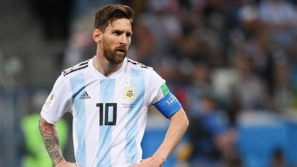 Lionel Messi no ha podido ganar ningún título con la Selección mayor de Argentina.