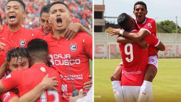 Juan Aurich y Cienciano todavía tienen chances de llegar a primera división.