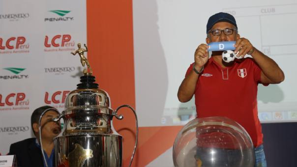 El campeón de la Copa Perú ingresará de manera directa al Torneo Descentralizado 201