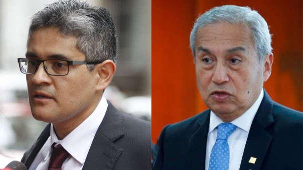 Este lunes el fiscal de la Nación iba a ser interrogado.