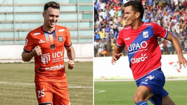 César Vallejo vs. Carlos A. Mannucci