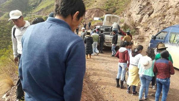 Accidente de tránsito Cusco