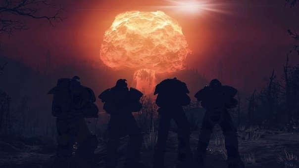 Bombas nucleares en Fallout 76
