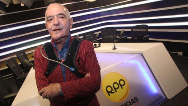 José María 'Chema' Salcedo prepara una canción, con Los Shapis, para su show