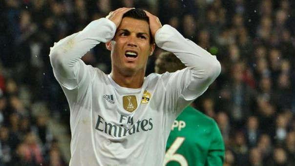 Cristiano Ronaldo jugó en el Real Madrid durante 9 temporadas.