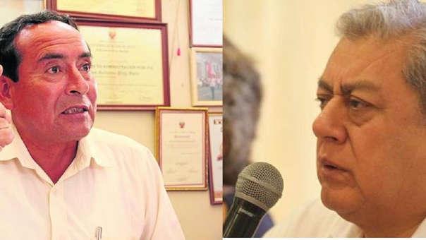 Humberto Falla y Guillermo Pérez en desacuerdo por García
