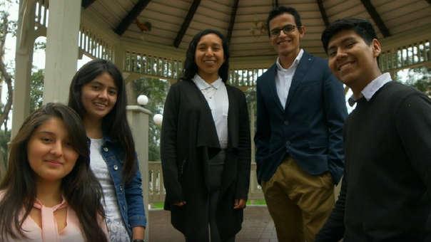 Líderes del futuro: jóvenes talentos del Programa de Becas BCP