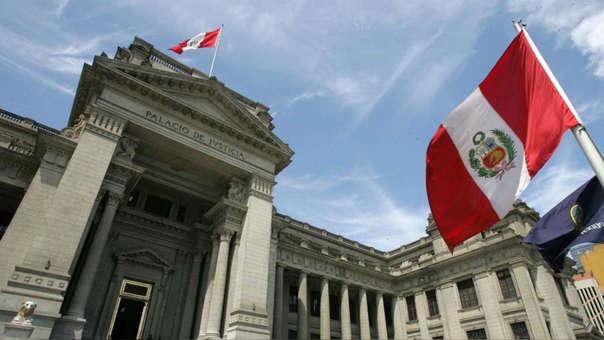 La difusión de los casos judiciales como la audiencia de Keiko Fujimori es uno de los motivos del incremento de aprobación.