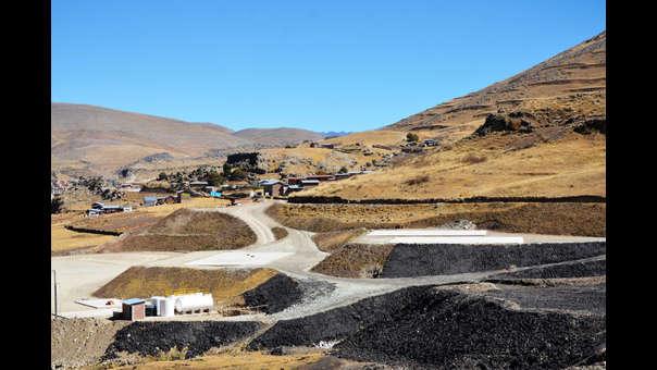 Inversiones chinas en Perú: Las Bambas