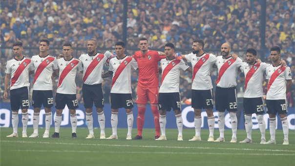 River Plate vs. Boca Juniors