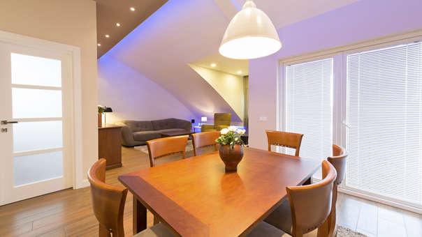 ¿Cómo lograr una iluminación eficiente en casa?