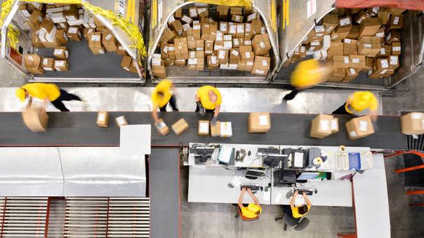 Los envíos de tiendas estadounidenses pueden llegar a Perú mediante terceros