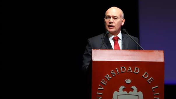Hugo Delgado inauguró el Foro Mujeres de Cambio.