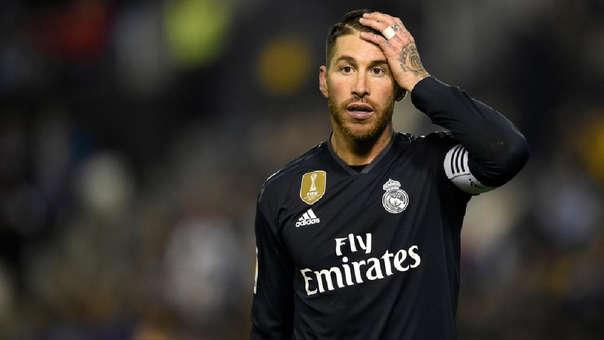 Sergio Ramos ha ganado la Champions League en cuatro oportunidades con el Real Madrid.