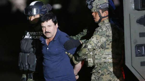 'El Chapo' Guzmán es acusado de 11 delitos, incluido el envío a Estados Unidos de 155 toneladas de cocaína, y si es hallado culpable puede ser condenado a cadena perpetua.