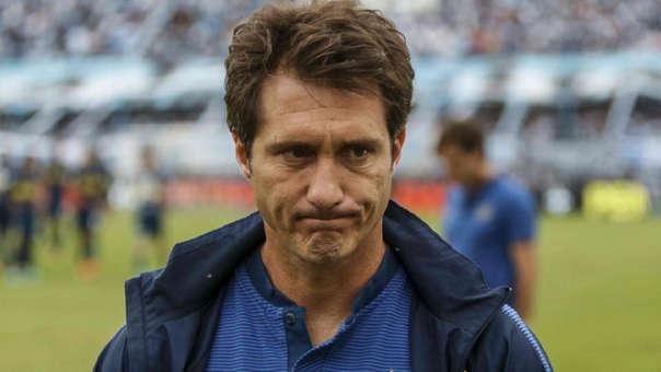 Guillermo Barros Schelotto mostró su molestia por los hechos sucedidos en la previa al River Plate vs. Boca Juniors.