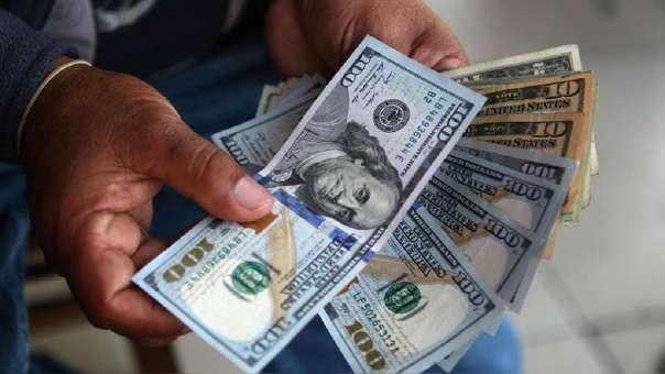 Tipo De Cambio Precio Del Dólar Rpp Noticias