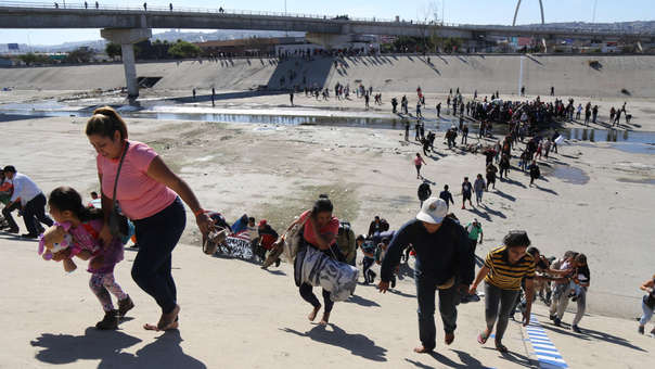 México migrantes
