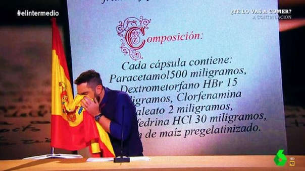 Mateo compareció ante la Justicia española tras haber sido citado como investigado por un posible delito de ofensas a símbolos de España.