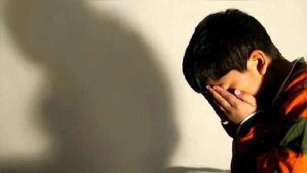 Maltrato a niños