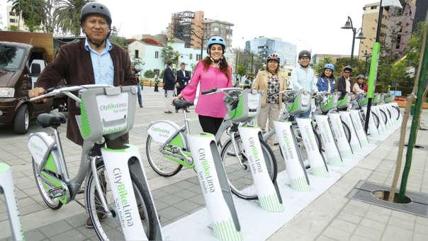 Así son las bicicletas que operarán en San Isidro.