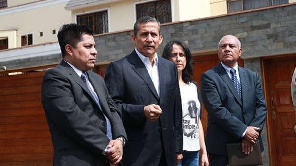El abogado de Ollanta Humala y Nadine Heredia se pronunció tras la devolución del inmueble.