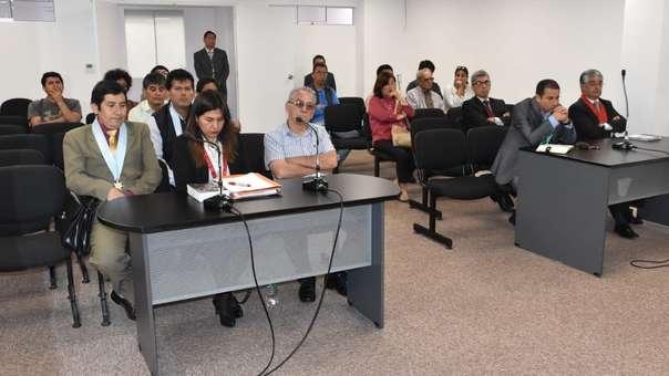 La Fiscalía había denunciado a los miembros del Movadef, entre ellos el abogado de Abimael Guzmán.